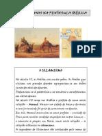 Historia Os Muculmanos Na Peninsula Iberica