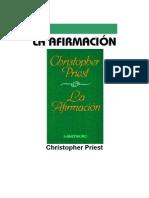 Priest, Christopher - La Afirmacion