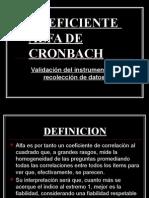 Alfa de Cronbach.ppt