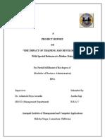 29221926 Training and Development