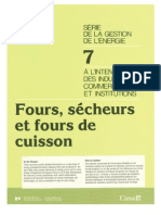 Fours Et Secheurs