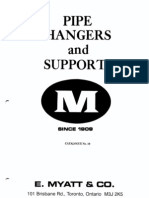 Catalogue Pipe Hangers Supports