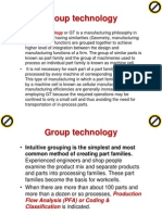 Group Technology - Skupinova Technologia