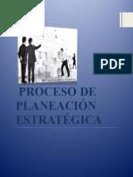 Proceso de Planeación Estratégica Segundo Informe Grupo 03