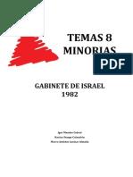 Gabinete de Israel