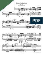 Beethoven Sonata Pathetique