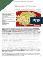 Risotto alla Parmigiana o Arroz al Parmesano con limón - Recetasderechupete.pdf
