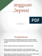 Gangguan Depresi Ppt
