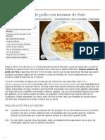 Crêpes rellenos de pollo con mousse de Foie - Recetasderechupete.pdf