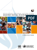 Action Plan Against Racism 2014