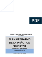 Plan General de La Pec General 2014