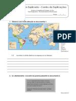 2.3.2 Ficha de Trabalho - Da União Ibérica à Restauração (1)