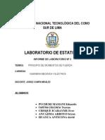 Lab 3 Estatica