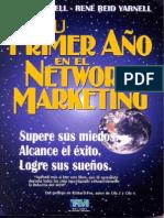 su primer ao en el network marketing