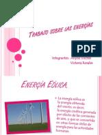 Trabajo Sobre Las Energías