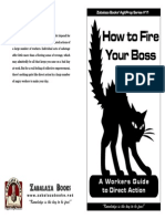 Agitprop 11 How to Fire Your Boss a Workers Guide to Direct Action