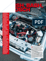 Bosch fasttech engine management