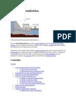 Definicion Central Hidroelectrica