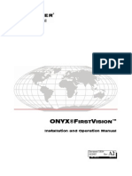 Onyx Firstvision Install Instructions