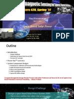 SSP+PowerStar-Initial Design