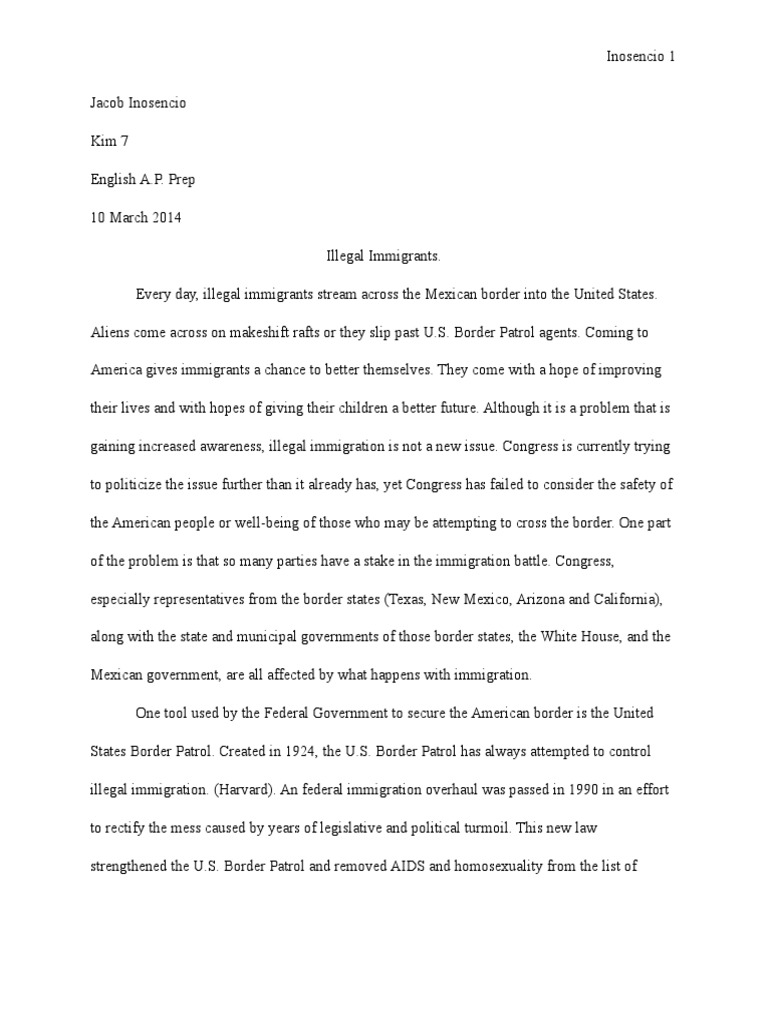 Essay Paper Writing Services Illegal Immigration Essay  Citizenship  Fourteenth Amendment To The  United States Constitution Business Essay Structure also Harvard Business School Essay Illegal Immigration Essay  Citizenship  Fourteenth Amendment To  English Narrative Essay Topics