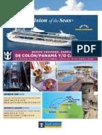 Crucero Royal Caribbean Cartagena Bureau Co
