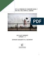Un acercamiento al Programa de Inserción Social y Comunitaria del INAU (Apoyo al Egreso) Eric Alvez