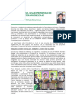 Innovaferia Exp de Interaprendizaje Wilfredo Rimari