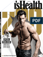 Mens Health South Africa June 2014