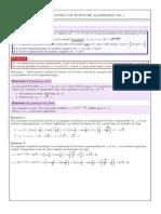 Comment trouver une écriture algébrique d'un nombre complexe ?