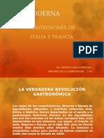 Edad Moderna Francia e Italia