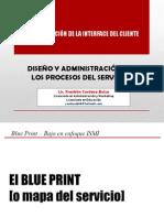 Diseño de Los Procesos de Los Servicios
