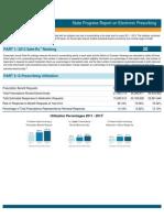 Pennsylvania 2013 Progress Report on E-Prescribing