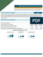 Tennessee 2013 Progress Report on E-Prescribing