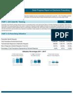 Maine 2013 Progress Report on E-Prescribing