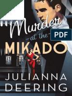 Murder at the Mikado