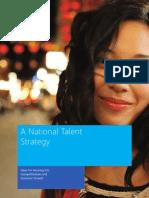 Talent Strategy
