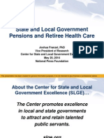 Future of Public Pensions