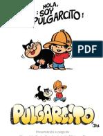 Proceso de restauración de Pulgarcito