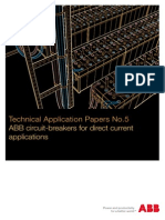 QT5 ABB Circuit Breakers for DC Applications