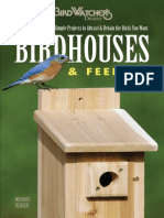 Easy Birdhouses