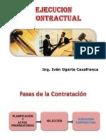 Presentación - Ejecución Contractual Bienes, Servicios