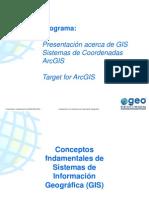 Introducción a Los Sistemas de Información Geográfica (ArcGIS)
