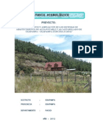 1 Estudio Hidrologico Agua Potable Mitotambo