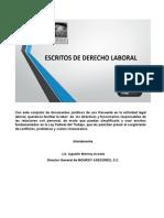 2014 Escritos de Derecho Laboral