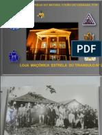 CERIMONIA PÚBLICA DO BETHEL UNIÃO DE UBERABA N°09 - CLUBE DAS ABELHINHAS - REALIZADO NO DIA 17 DE MAIO DE 2014 DA E .`. V .`. NO TEMPLO DA LOJA MAÇÔNICA ESTRELA DO TRIAÂNGULO - GOMG- UBERABA