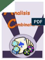 Concepto de Análisis Combinatorio1