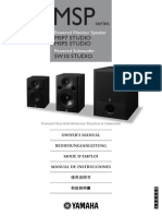 Msp7!5!10studio Manual