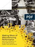 "Epicor's ""Making More of Manufacturing Performance"" whitepaper"