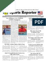 September 23, 2009 Sports Reporter